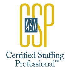 CSP – Certified Staffing Professionals