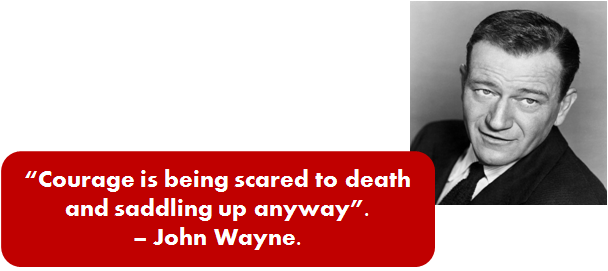 JONH WAYNE QUOTE